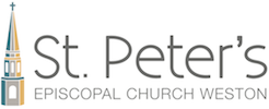 St. Peter's Episcopal Church Weston Logo